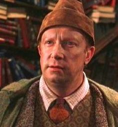 Mark Williams has played the father of Ron Weasley AND Rory Williams. Give this man the Best Fictional Dad Ever Mug immediately!