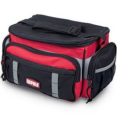 Rapala Soft Sided Tackle Bag viehelaukku Tackle Bags, Husband