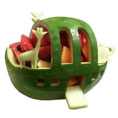 Watermelon Noah's Ark                                                                                                                                                     More