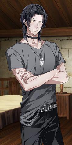 Hot Anime Boy, Cool Anime Guys, Handsome Anime Guys, Anime Love, Accel World, Fantasy Art Men, Dibujos Cute, Bishounen, Anime Boyfriend