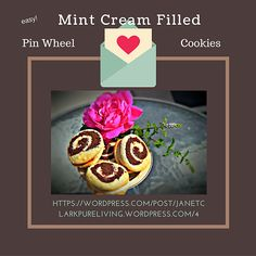 Cake mix cookies, beautiful and easy! Real flavor from pure essential oils!