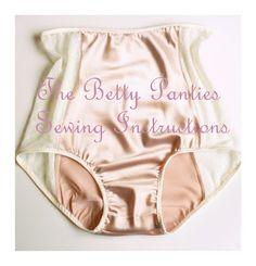 Ohhh Lulu...: Betty Panties Sewalong Instructions