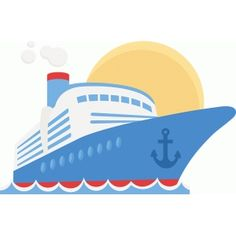 Cruise Ship SVG scrapbook cut file cute clipart files for silhouette cricut pazzles free svgs free svg cuts cute cut files Bahamas Cruise, Caribbean Cruise, Cruise Vacation, Disney Cruise, Vacation Trips, Family Cruise, Cruise Party, Cruise Europe, Alaska Cruise