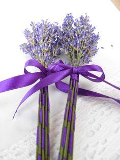 lavande, lavender bouquet, kytice levandule