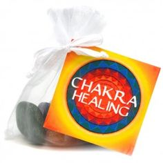 The Chakra Healing Stones help to align, balance and cleanse your seven chakras. This bag comes with seven chakra stones to connect with each of your chakras: Smoky Quartz, Carnelian, Citrine, Aventurine, Sodalite, Amethyst and Quartz Crystal. Learn how to use chakra stones!