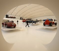 Ferrari museum. It's a short bucket list, but this is on it.