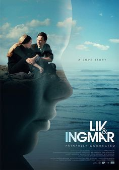 Poster for LIV & INGMAR (Dheeraj Akolkar, Norway, 2012)  Designer: unknown  Poster source: livandingmar.com