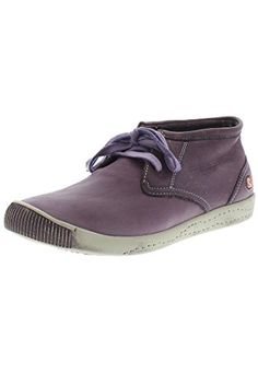 softinos Indira washed leather, Farbe:purple;Größe:36 - http:/
