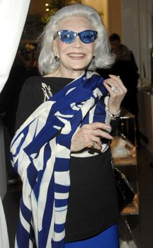 ADVANCED STYLE: Advanced Style Icon: Anne Slater