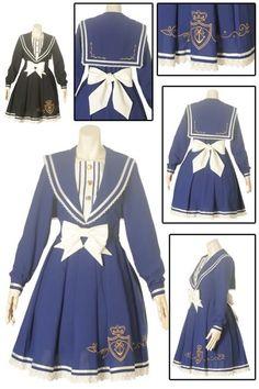 Bodyline Sailor OP Navy