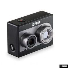 FLIR DUO CAMERA Nem csak a Duo rögzíti a digitális video fájlokat, hanem az ingyenes FLIR Tools szoftvercsomagban is rögzítheti az állóképeket. A PWM bemeneteken keresztül akár két kamerafunkciót is vezérelhet, és konfigurálhatja a fényképezőgép rögzítési és vezérlési beállításait a Bluetooth-on keresztül az intuitív FLIR alkalmazással. Keresd webáruházunkban raktárról www.dromexpert.hu/ fpvshop.hu/ #flir #flircam #thermalcam #thermaltechnology #drone #drones #dronestagram #dronetechnology Gopro, Bluetooth, App, Drones, Compact, Products, Apps, Gadget