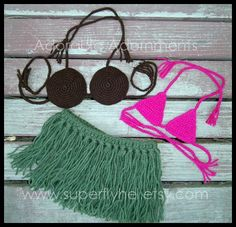 Hula Baby Photography Prop Set Sale Price by superflyhel on Etsy, $30.00