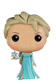 Funko - Bobugt081 - Figurine Animation - Reine De Neige - Frozen - Bobble Head Pop 82 Elsa: Amazon.fr: Jeux et Jouets