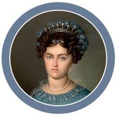 Maria Josepha Amalia of Saxony Melbourne Winter, 1800s Clothing, Victorian Hairstyles, Miniature Portraits, Prado, Portrait Art, Choker, Vintage Fashion, Ivory