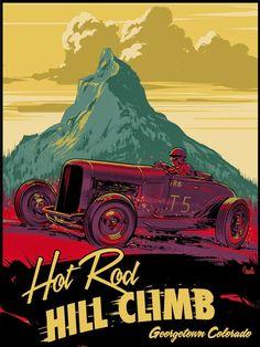 STORMWHEELS: Hot Rod - Hill Climb