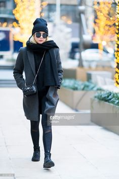 Ashley Benson is seen wearing Prive Revaux sunglasses in Tribeca on January 25, 2018 in New York City.