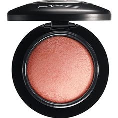 MAC Mineralize Blush (130 BRL) ❤ liked on Polyvore featuring beauty products, makeup, cheek makeup, blush, beauty, make, cosmetics, fillers, mineral blush and mac cosmetics