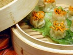 Crab Dumplings - Slimmed