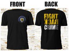 Gotham City Police Department Batman Superman Flash Black 2 Sides T-Shirt S-3XL #Gildan #BasicTee