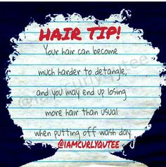 Simple Things That You Could Do To Get Healthy Hair - Useful Hair Care Tips and Guide Natural Hair Care Tips, Natural Hair Regimen, Curly Hair Tips, Curly Hair Care, Natural Hair Growth, Natural Hair Styles, 4c Hair, Natural Haircare, Healthy Hair Tips