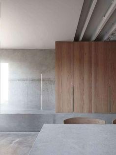 Dit familiehuis laat de gouden combinatie van beton en hout zien - Roomed   roomed.nl