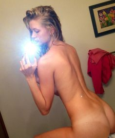 Cute teen shower nude