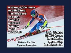 Mikaela Shiffrin Photo Quote Poster Fan Wall by ArleyArtEmporium, $11.99