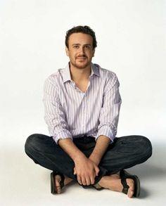 Jason Segel.  I think he is adorable