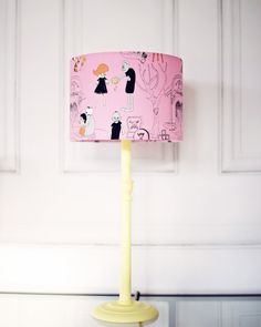 lampshade sale sale home decor sale Zombie by ShadowbrightLamps
