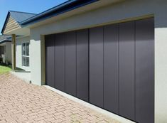 Best Garage Doors Design Best Home Designs. The operation of an automatic a fresh garage doors design and style is way simpler than a guide door. Brown Garage Door, Sliding Garage Doors, Best Garage Doors, Modern Garage Doors, Overhead Garage Door, Garage Door Styles, Glass Garage Door, Garage Door Design, The Doors