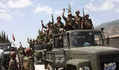 مقتل 30 فردًا من القوات الحكومية وما…: نفذت طائرات حربية عدة غارات على مناطق في محيط بلدتي حزرما والبحارية في الغوطة الشرقية، ولم ترد أنباء…