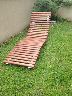 Why Teak Outdoor Garden Furniture? Deck Chairs, Outdoor Chairs, Outdoor Decor, Ikea Bed Slats, Garden Loungers, Pallet Chair, Vegetable Garden Design, Vegetable Gardening, Outdoor Garden Furniture