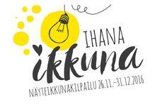 Äänestä ihanin näyteikkuna ja voita tuotelahjoja arvoltaan 10- 50 euroa. Äänestys päättyy 31.12.2016. http://visitjyvaskyla.fi/ihanaikkuna