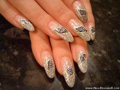 silver nail art » Nail Designs & Nail Art