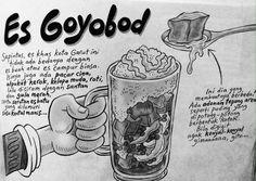 Kartun Benny, Tiga Manula Keliling Jawa: Es Goyobot (Garut)