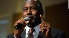"""(This is Awesome!-HD)   In an unusual moment, Secretary of Housing and Urban Development Ben Carson led members of the Trump cabinet in prayer during a meeting on Tuesday, thanking God """"for a President and for cabinet members who are courageous, who are willing to face the winds of controversy in order to provide a better future for those who come behind us."""""""