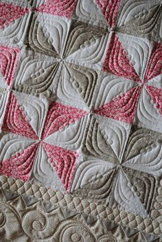 Quilting It: Client Sharing Day