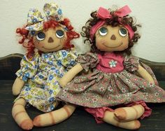PatternMart.com ::. PatternMart: Flower Child Raggedy PM