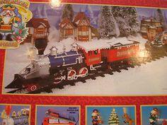 "Holiday Tradition Express THE ""Around THE Tree"" Train SET Christmas Nutcracker | eBay"