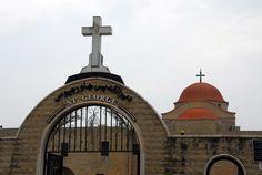 st george monastery syria - Eastern Antiochian....christian valley