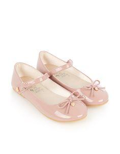 Patent Mary Jane Ballerina