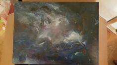 18x24 on oil on canvas Tempest