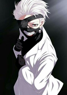 """Hot Japan Anime Cosplay Tokyo Ghoul Ken Home Decor Wall Scroll 8/""""×12/"""" 005"""