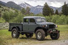 1952 Dodge Power Wagon Legacy Conversion