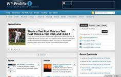 Free WP-Prolific Premium Wordpress Theme ver 1.0 - http://wordpressthemes.im/free-wp-prolific-premium-wordpress-theme-ver-1-0/
