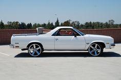 1984 El Camino   84ElCamino 1984 Chevrolet El Camino 9347989