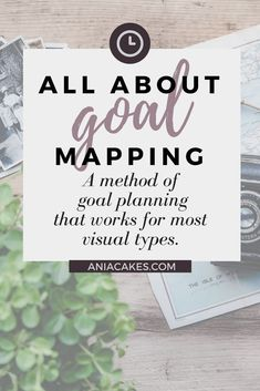 All about goal mapping. A method of goal planning that works for most visual types. Sure fire productivity method. Time Management Tips, Stress Management, Project Management, Motivation, Goal Setting Worksheet, Goals Worksheet, Jobs, Achieving Goals, Reaching Goals