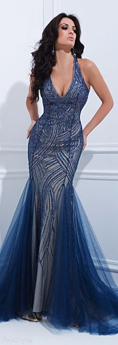 Tony Bowls 114728 Evening Gown jaglady