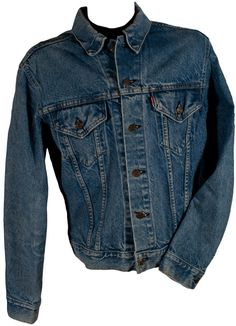 Levi's Vintage 505 Jean Jacket at ballyhoovintage.com
