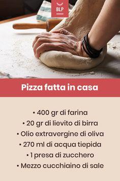 Pam Pam, Pizza